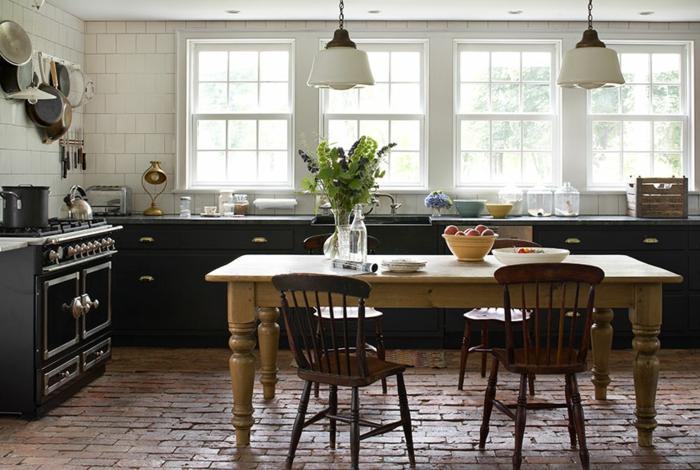 1001 ideas de cocinas rusticas c lidas y con encanto for Muebles de cocina pontevedra