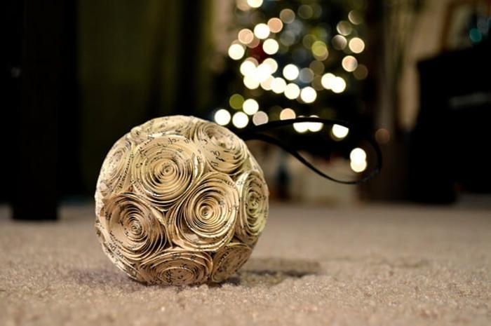 1001 ideas de adornos navide os para hacer en tu casa - Decoracion de navidad casera ...