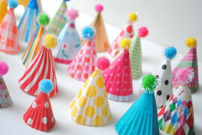 1001 ideas para decoracion cumplea os tutoriales diy - Decoracion con cintas de papel ...