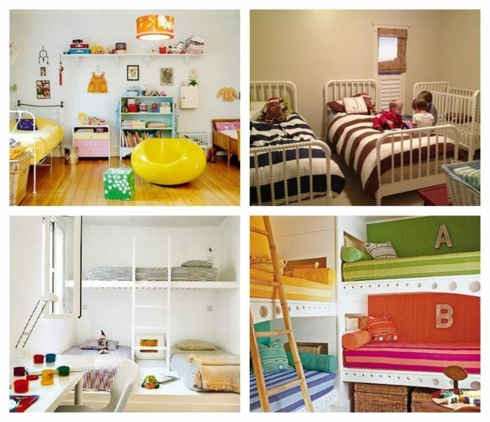 habitaciones infantiles, cuatro propuestas de decoración de dormitorios infantiles