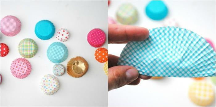 decoracion fiestas, papel de panques para hacer gorritos de dulces