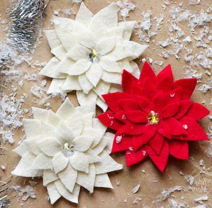 1001 ideas de adornos navide os para hacer en tu casa for Como hacer adornos para navidad