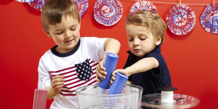 manualidades faciles, ornamentos de decoración, niños haciendo cosas diy