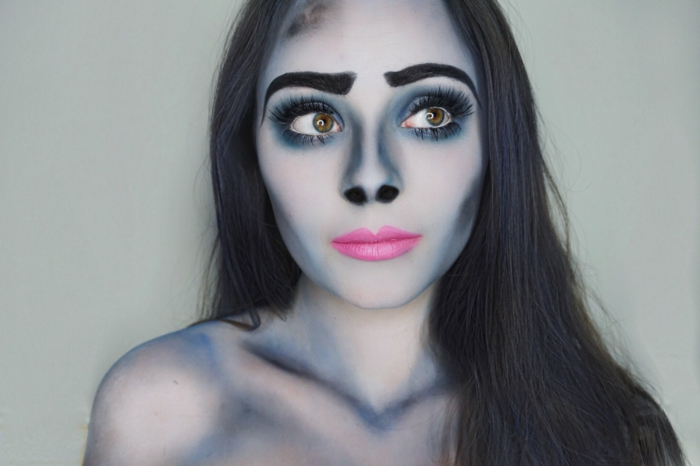 1001 Ideas y tutoriales de maquillaje para Halloween
