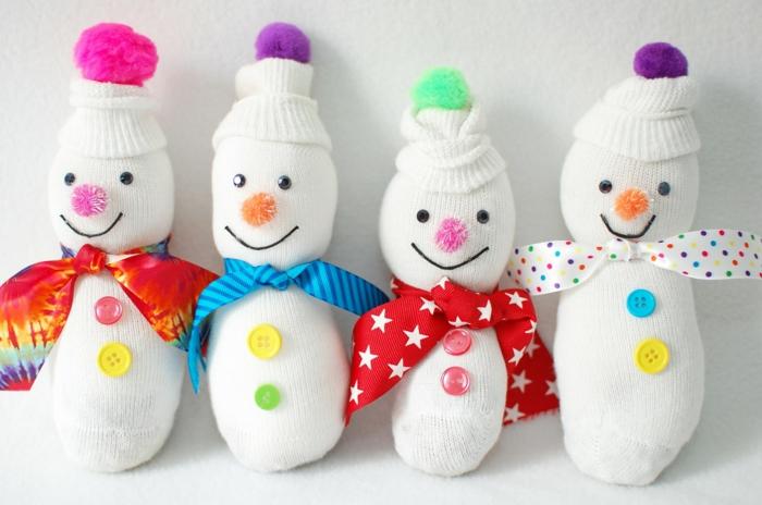 talleres para niños, adorno navideño, hecho con tu crío, monigotes de trapos