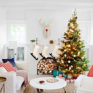 Decorar árbol de Navidad - ideas y tendencias 2017