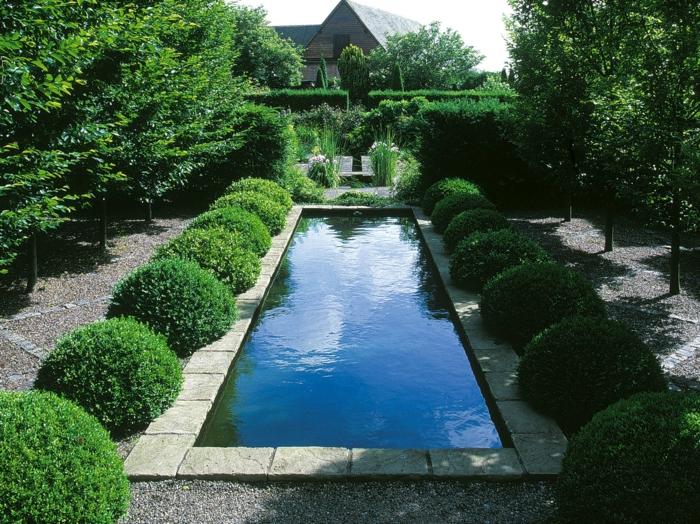 1001 ideas de piscinas peque as para tu patio for Casas con piscina en chichiriviche