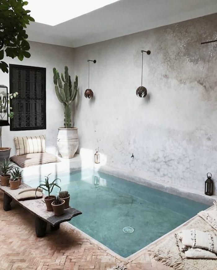 1001 ideas de piscinas peque as para tu patio for Ideas de piscinas en espacios pequenos