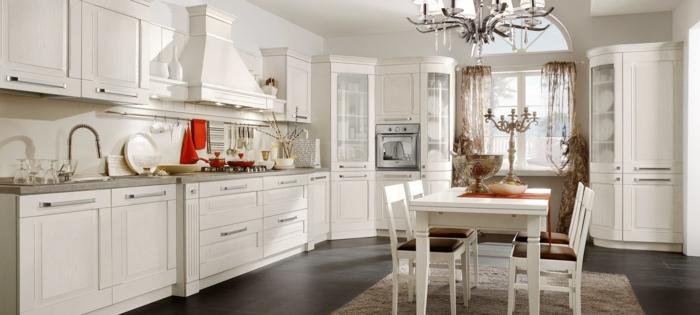 1001 Ideas Sobre Decoraci N De Cocinas Blancas