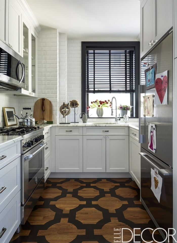1001 ideas para organizar las cocinas peque as for I have a small kitchen that i want to remodel