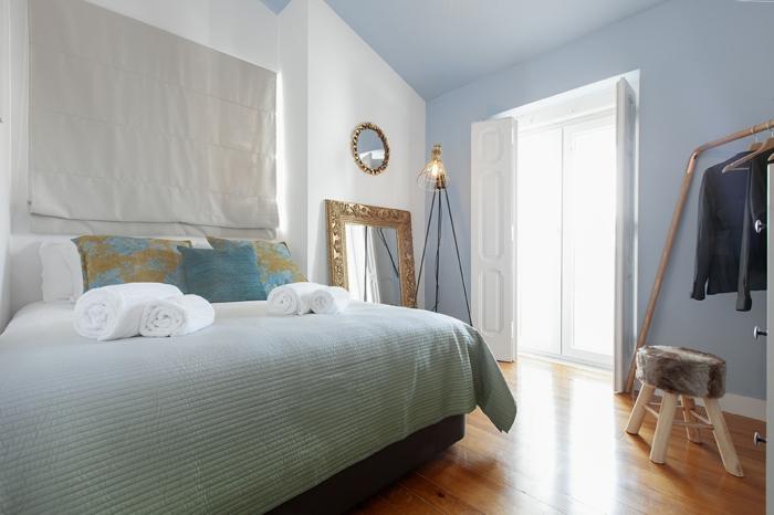Como pintar una habitacion moderna finest como pintar una - Como pintar dormitorio ...