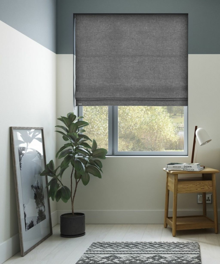 Tipos de estores para salon cortinas y estores no tendrs - Cortinas tipo estor ...