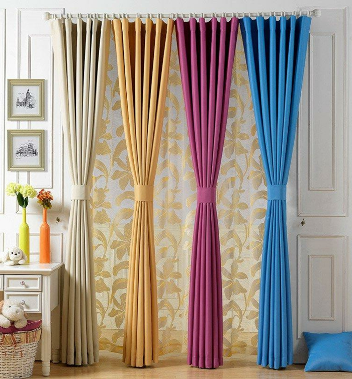 Cortinas saln moderno affordable cortinas saln moderno for Cortinas de salon baratas