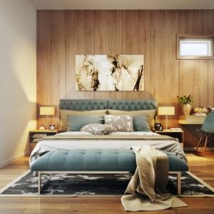 Decoración dormitorios - ideas para parejas