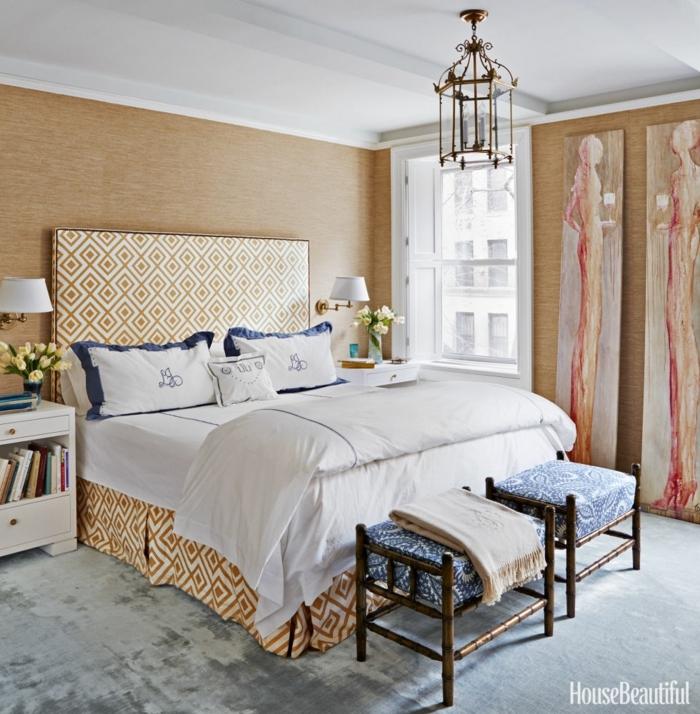 1001 ideas sobre decoraci n dormitorios estilo moderno for Sillas para dormitorios matrimonio