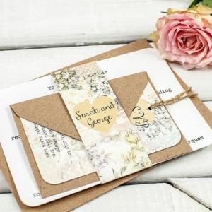 Invitaciones de boda originales para tu día más especial
