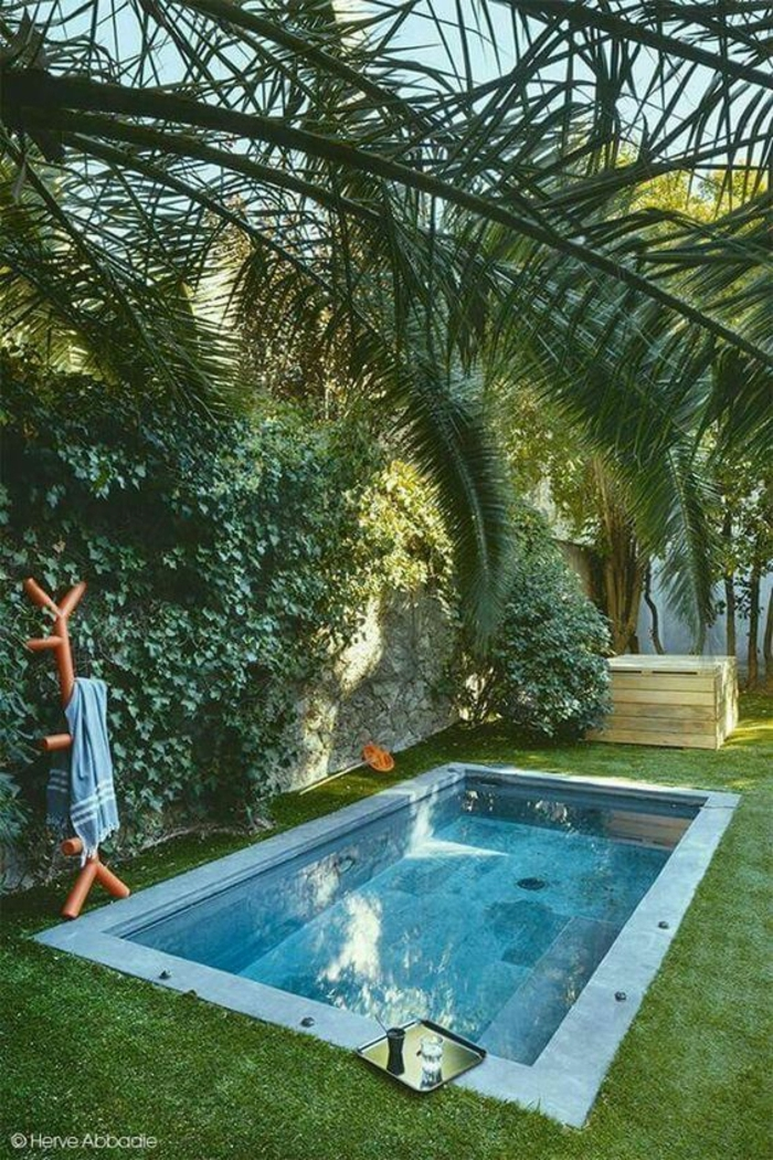 1001 ideas de piscinas peque as para tu patio for Piscinas prefabricadas desmontables