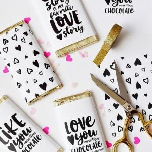 Manualidades para regalar - ideas para San Valentín