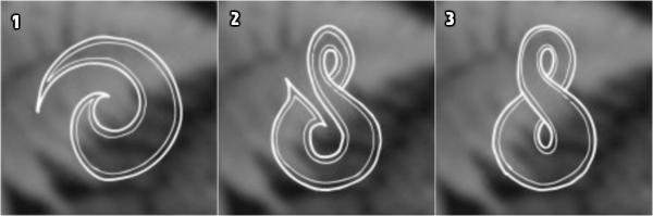 tatuajes brazo hombre, anzuelo, nudo simple y espiral, símbolos típicos en tatuajes maories y su significado