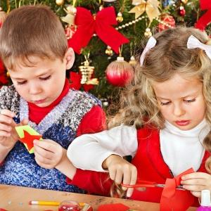 Manualidades de Navidad para niños - ideas originales paso a paso
