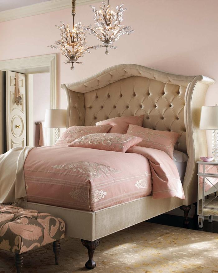 1001 ideas de cabeceros originales que pueden adornar tu habitaci n - Cabeceros de cama tapizados en piel ...