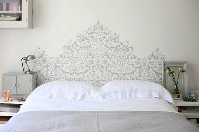 1001 ideas de cabeceros originales que pueden adornar tu - Ideas para cabeceros de cama originales ...
