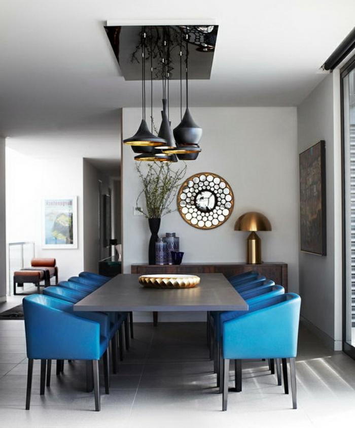 1001 ideas de comedores modernos seg n las ltimas for Mesas y sillas de comedor en carrefour