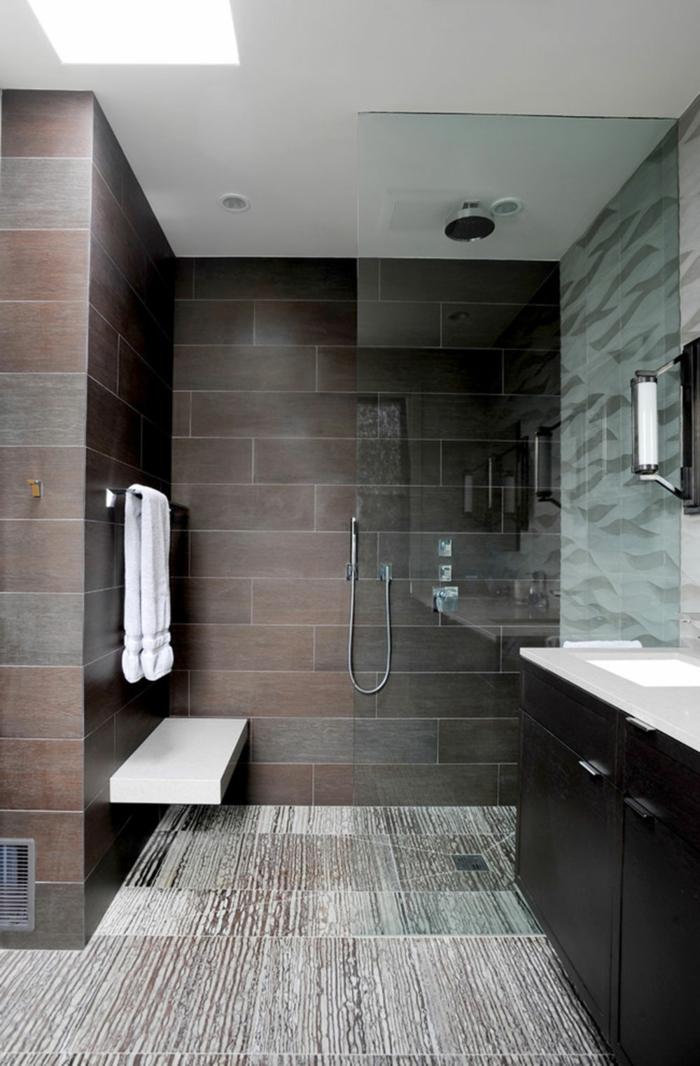 1001 ideas de duchas de obra para decorar el ba o con estilo - Cuartos de bano con ducha fotos ...