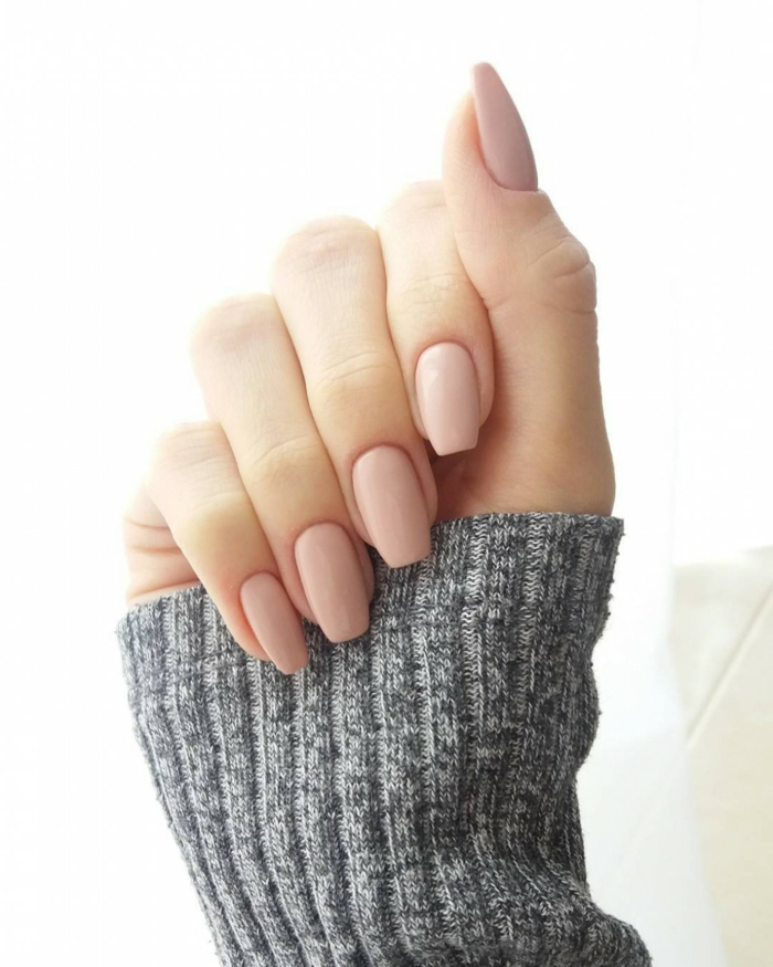 ▷ 1001 + ideas de diseños de uñas según las últimas tendencias