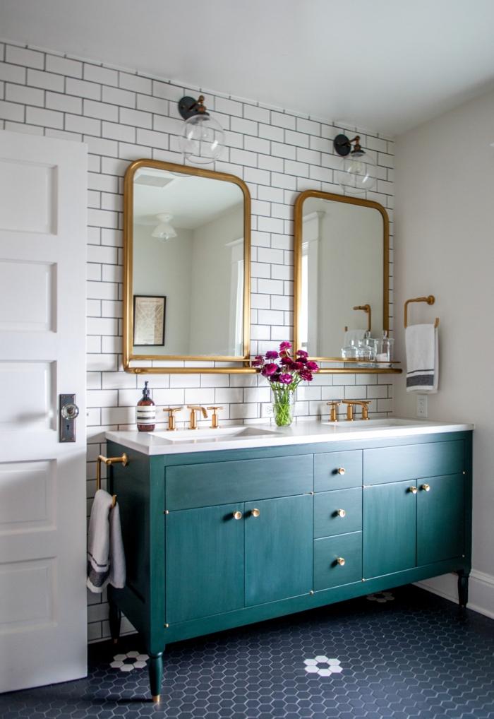 1001 ideas de cuartos de ba o en estilo ecl ctico - Cuartos de bano con estilo ...