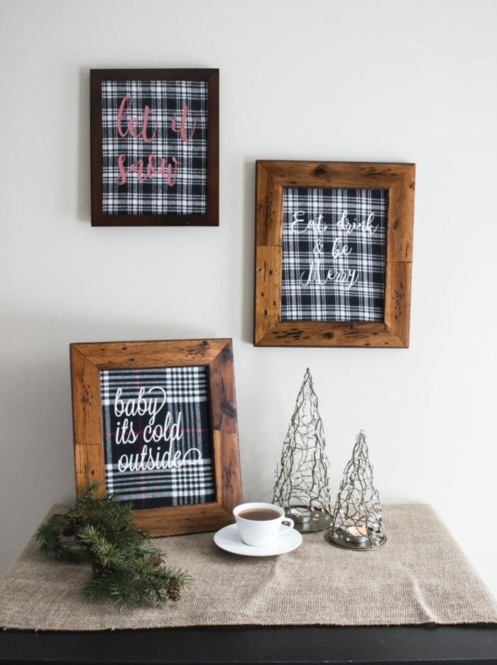 faciles para hacer en casa cuadros decorativos hechos a mano marcos de madera - Cuadros Originales Hechos A Mano