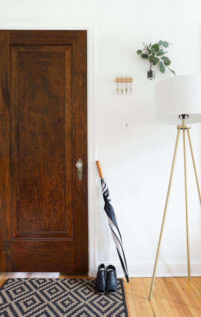 Como hacer una puerta de madera paso a paso reciclar - Hacer puerta madera ...