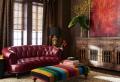 Salones modernos – ideas preciosas de interiores en estilo bohemio