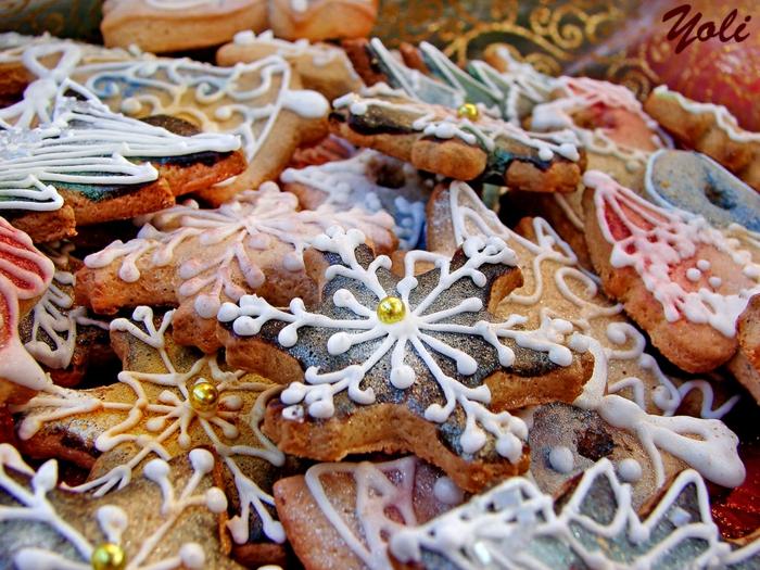 galletas navideñas, preciosas galletas decoradas con glaseado real, estrellas de navidad caseras