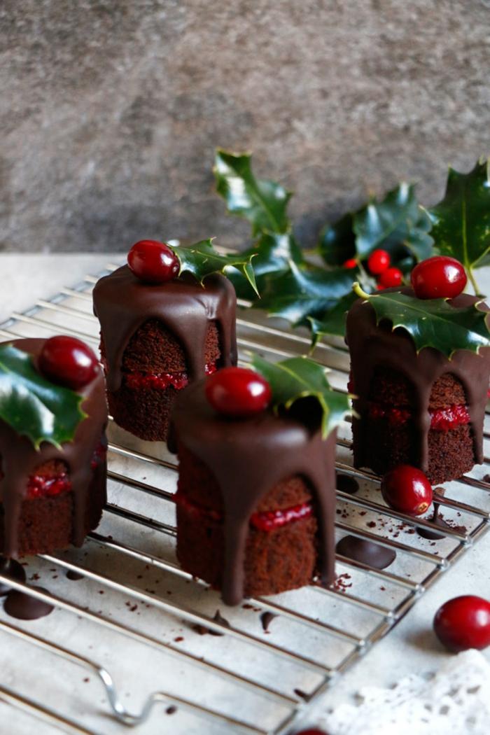 como hacer galletas de navidad, receta vegana sin gluten, idea perfecta para navidad con cacao y ingredientes saludables