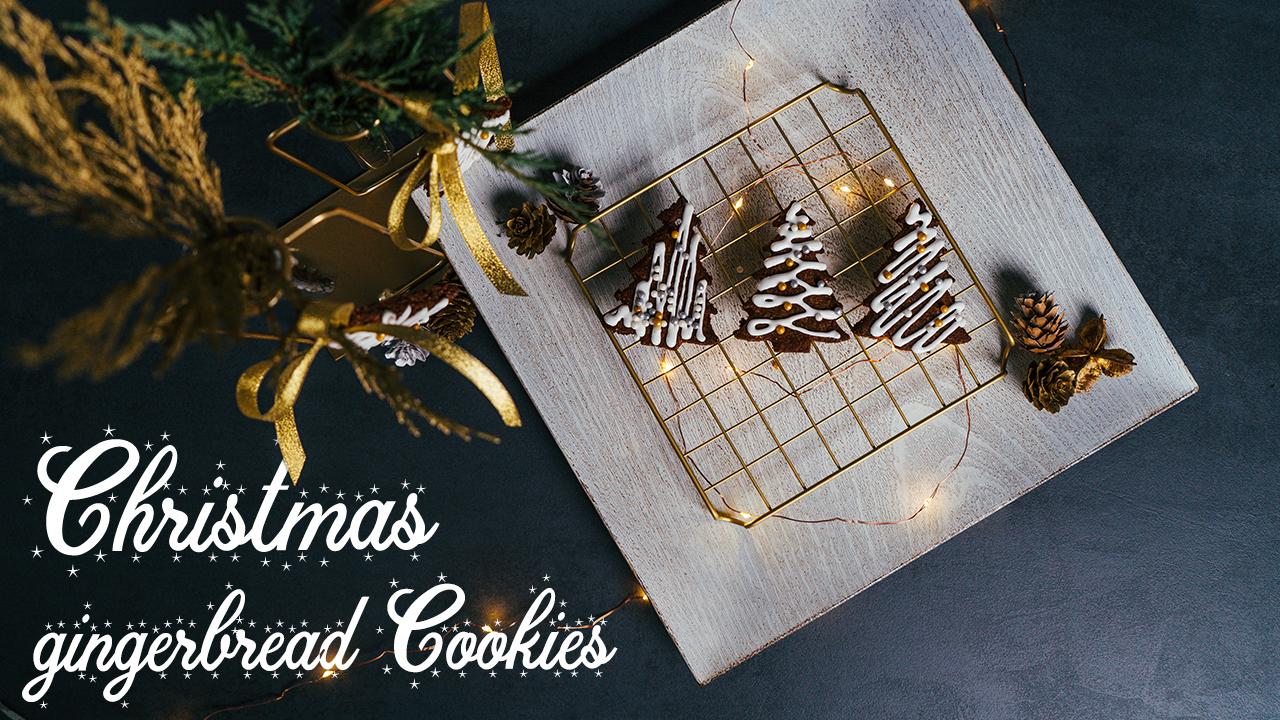 galletas de jengibre DIY para hacer en casa las mejores ideas de galletas para preparar en casa para Navidad en recetas paso a paso