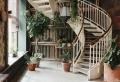 Escaleras de caracol – fantásticas ideas en diferentes estilos