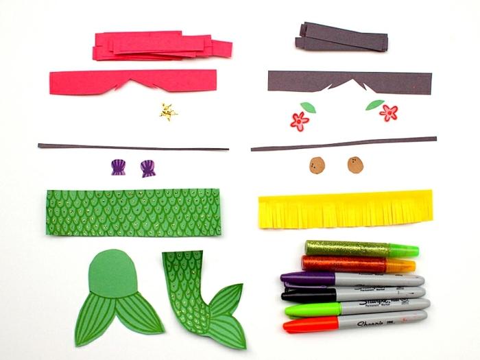 manualidades con cartón, decoraciones de papel necesarias para hacer muñequitas para niños de conos de papel higiénico reciiclados