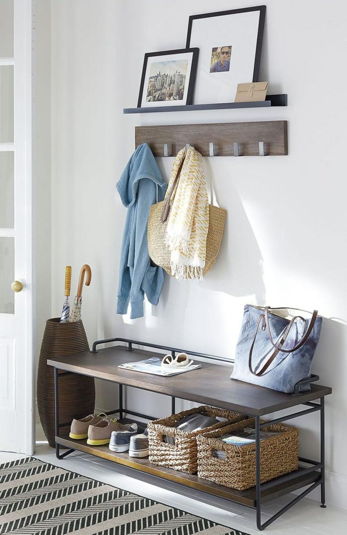 Muebles percheros para recibidores excellent ref mueble - Fotos de percheros ...