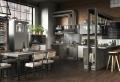 Diseño de cocinas de estilo industrial – 75 propuestas fascinantes