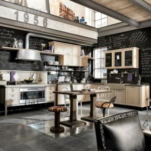 Diseño de cocinas de estilo industrial - 75 propuestas fascinantes
