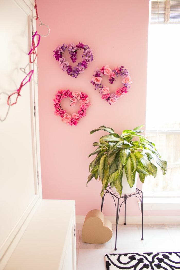 idea de encanto, como decorar la casa para sorprender a tu pareja el día de san valentin, regalos para novios DIY