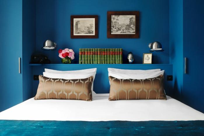 ▷ 1001 + ideas de decoración con cuadros para dormitorios