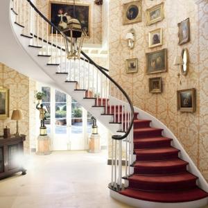 Escaleras de caracol - fantásticas ideas en diferentes estilos