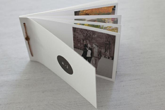 manualidades de papel, regalos para hombres, cuaderno con foto de pareja, sorpresa romantica san valentin, cartón y cuerda