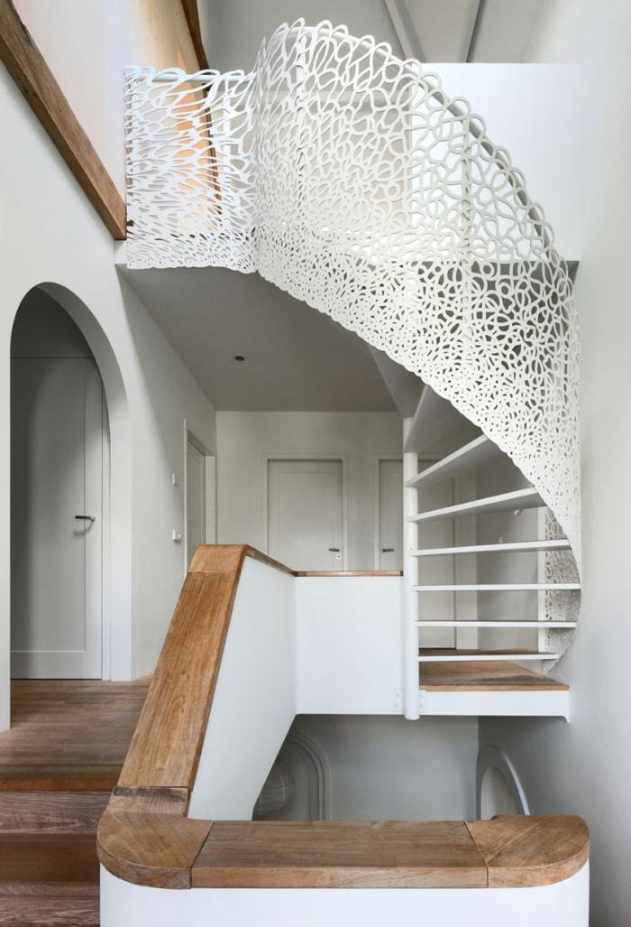 Matrimonio Rustico Rustico : Ideas de originales escaleras caracol con mucho