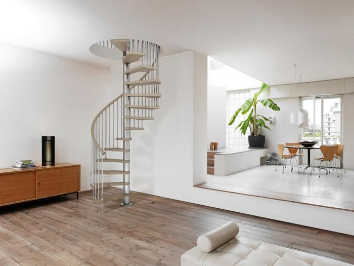 Barandillas Modernas Excellent Escalera Interior Con Zanca Central - Barandas-escaleras-modernas