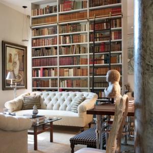 Librerías encantadoras - ideas de decoración con estanterías