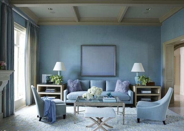 Ideas para pintar casa interior decoracin de paredes cmo for Ideas para decorar interiores de casas