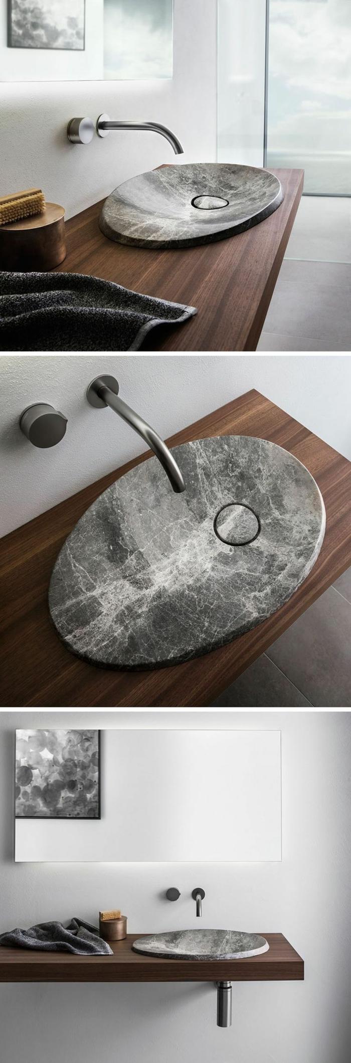 1001 ideas de muebles de ba o modernos espectaculares - Muebles de bano originales ...